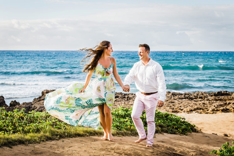 Our Hawaii Sunset Photo Session