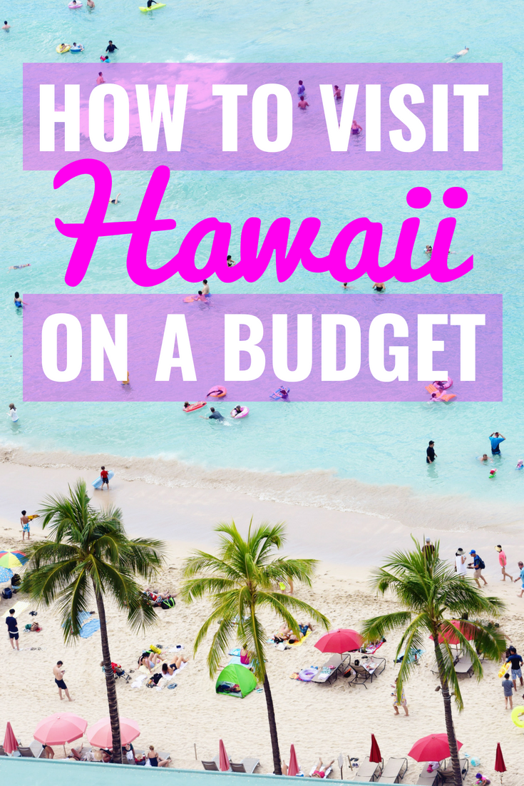 Cheap Hawaii: How To Visit Oahu On A Budget - Hawaii On A Budget - Cheap Hawaii - Oahu On A Budget - Cheap Oahu - Planning a trip to Hawaii on a budget - planning a vacation on a budget - Hawaii Vacation - cheap flights to hawaii - cheap hawaii vacations - cheap trips to Hawaii - Affordable Hawaii vacations - Communikait by Kait Hanson #hawaii #oahu #vacation #cheaphawaiiflights #honolulu