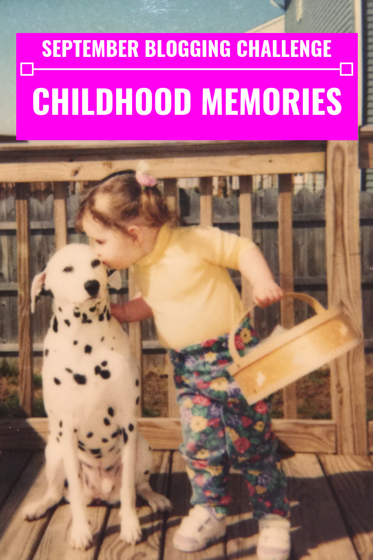 My Earliest Childhood Memories - Communikait by Kait Hanson