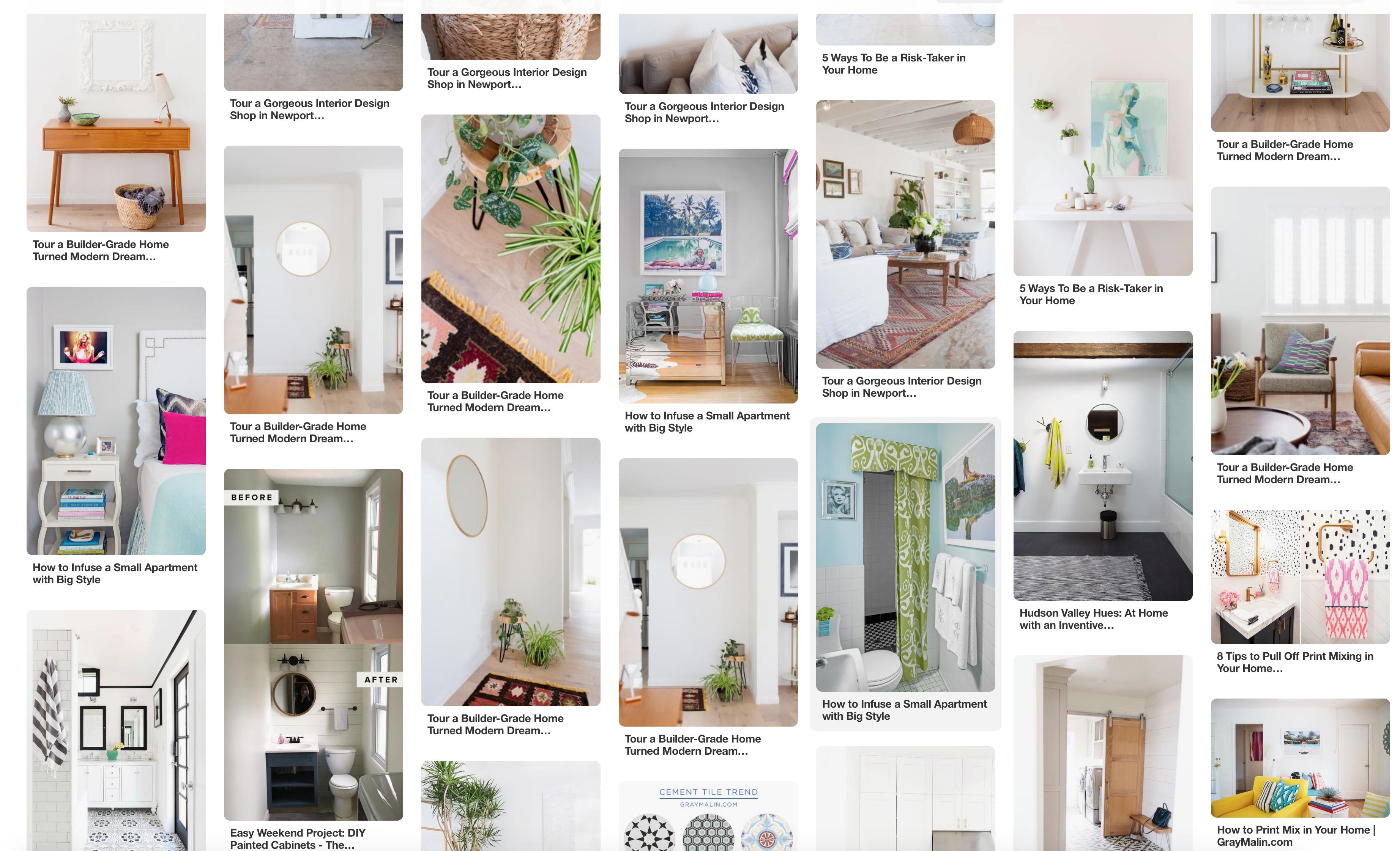My Dream Home - September Blogging Challenge - Communikait by Kait Hanson