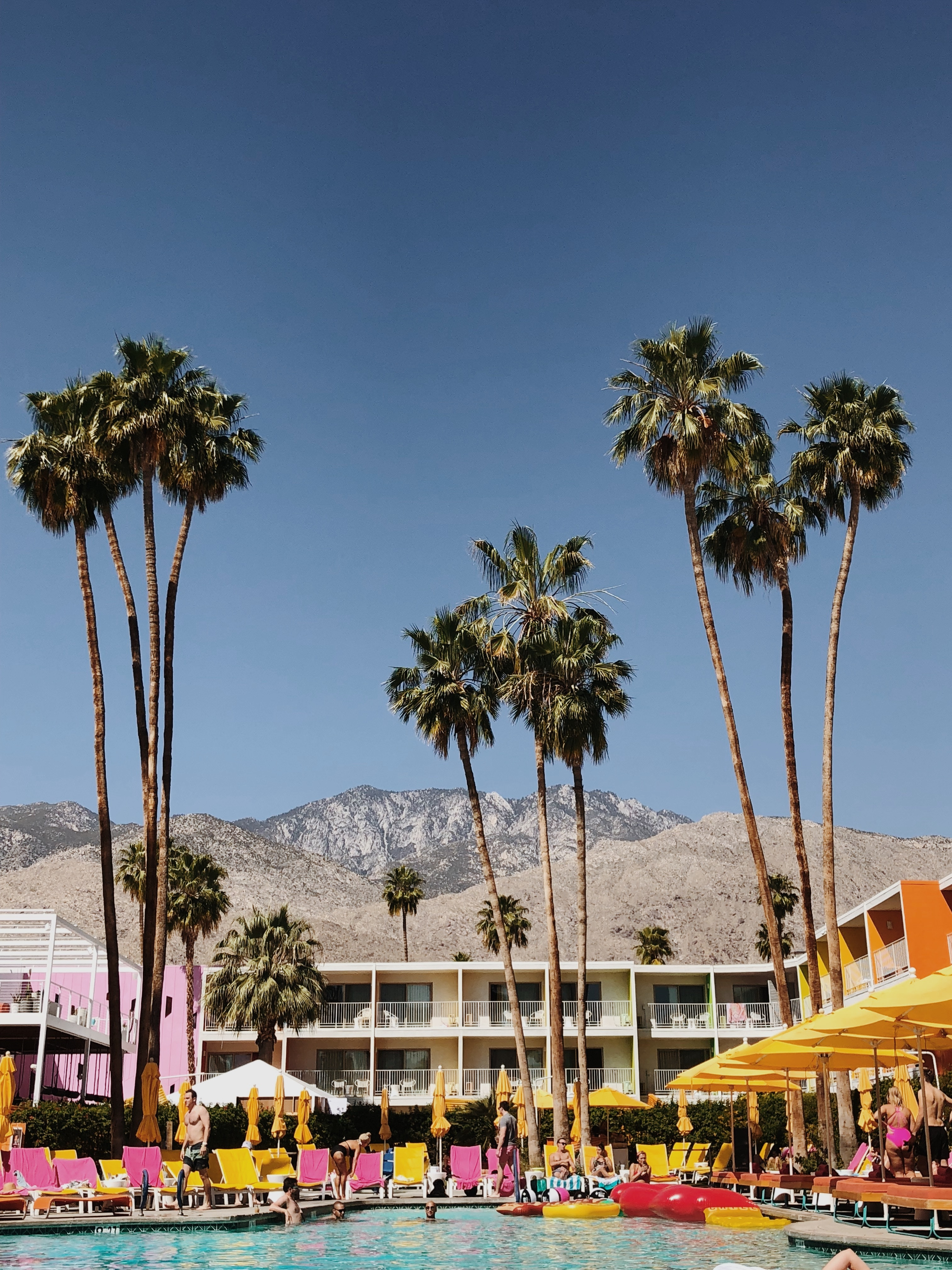 Palm Springs - Places I Would Like To Visit One Day - Communikait by Kait Hanson