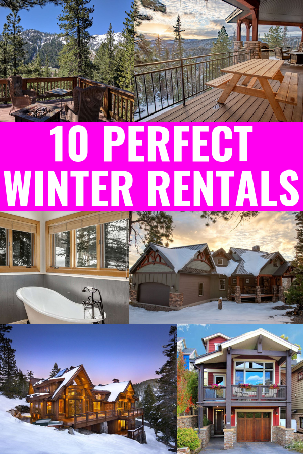 10 HomeAway + VRBO Rentals I've Been Dreaming About For A Winter Escape