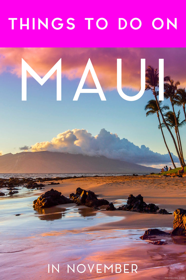 Things To Do On Maui In November