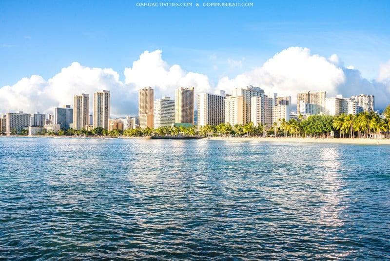Oahu vs. The Big Island - Big Island or Oahu - Oahu vs The Big Island - Which Hawaii Island To Visit - Which Island Is The Big Island In Hawaii - Which Islands To Go To In Hawaii - Hawaii Which Island - Oahu Vacation - Hawaii Vacation - Hawaii Travel Tips - Trip to Hawaii #hawaii #oahu #travel #hawaiitravelblog - Waikiki Beach, Honolulu, Oahu, Hawaii..