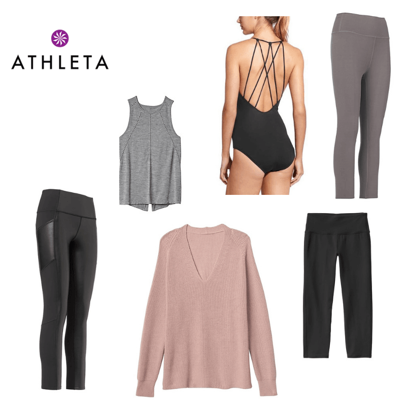 Items Worth The Spend At Lululemon + Athleta - Items Worth The Spend At Athleta - Fitness - Shopping - Communikait by Kait Hanson