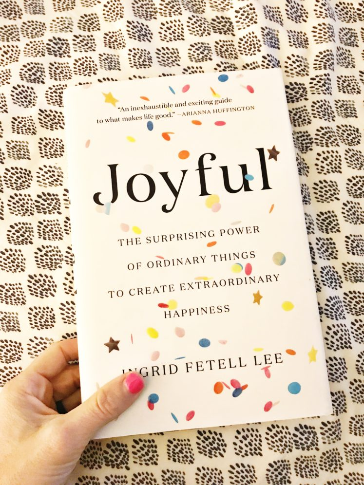 "Book Review: ""Joyful"" by Ingrid Fetell Lee"