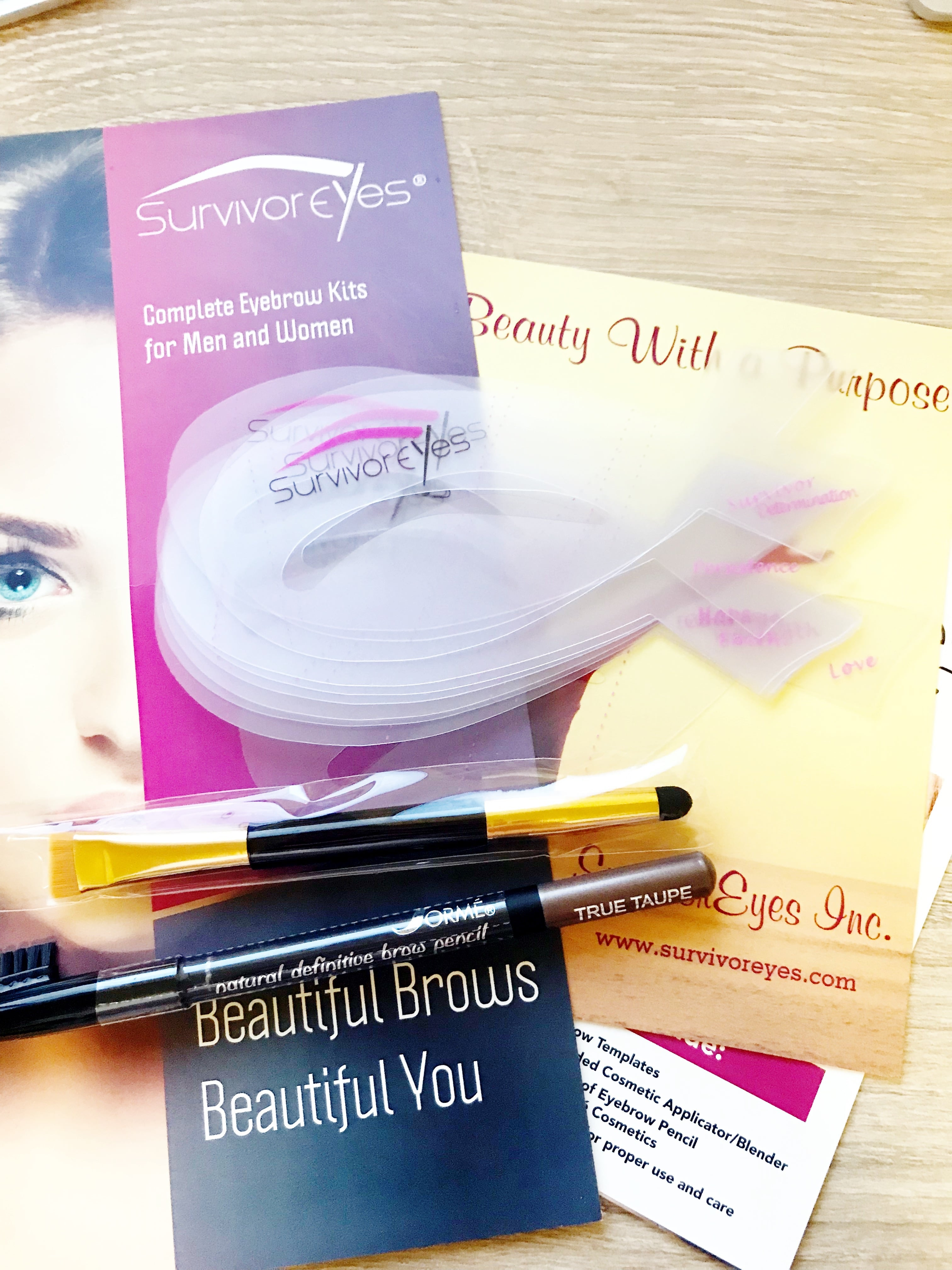Survivor Eyes - Product Review