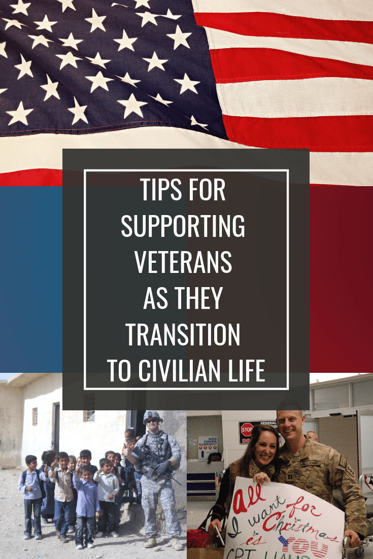 3 Ways To Support Veterans As They Transition To Civilian Life - Military Life - Army Life