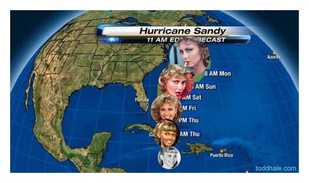Whatcha got Sandy?