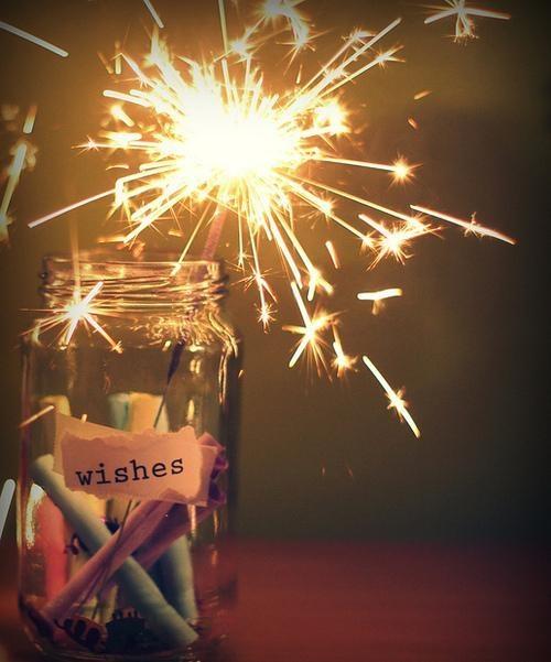 I wish…I wish…I wish…