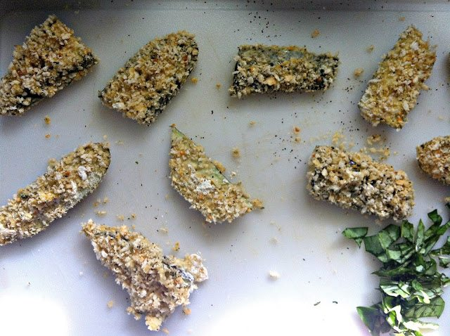 Easy Fried Eggplant & Eggplant Parmesan