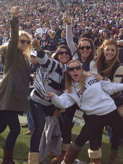 Penn State Football Weekend