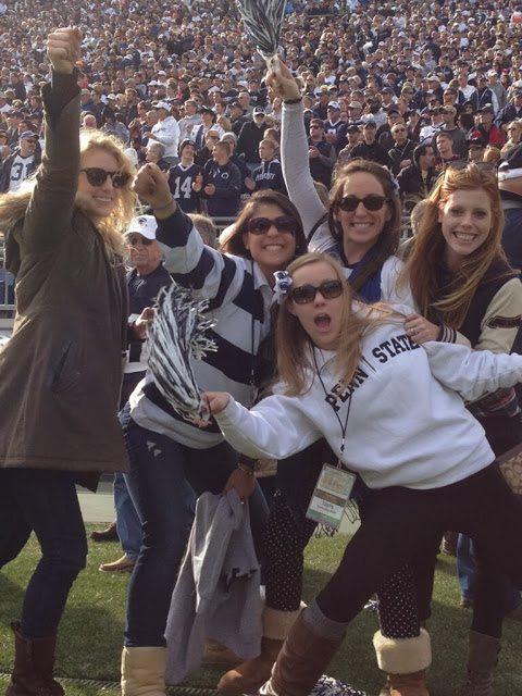 Penn State Football Weekend 2013