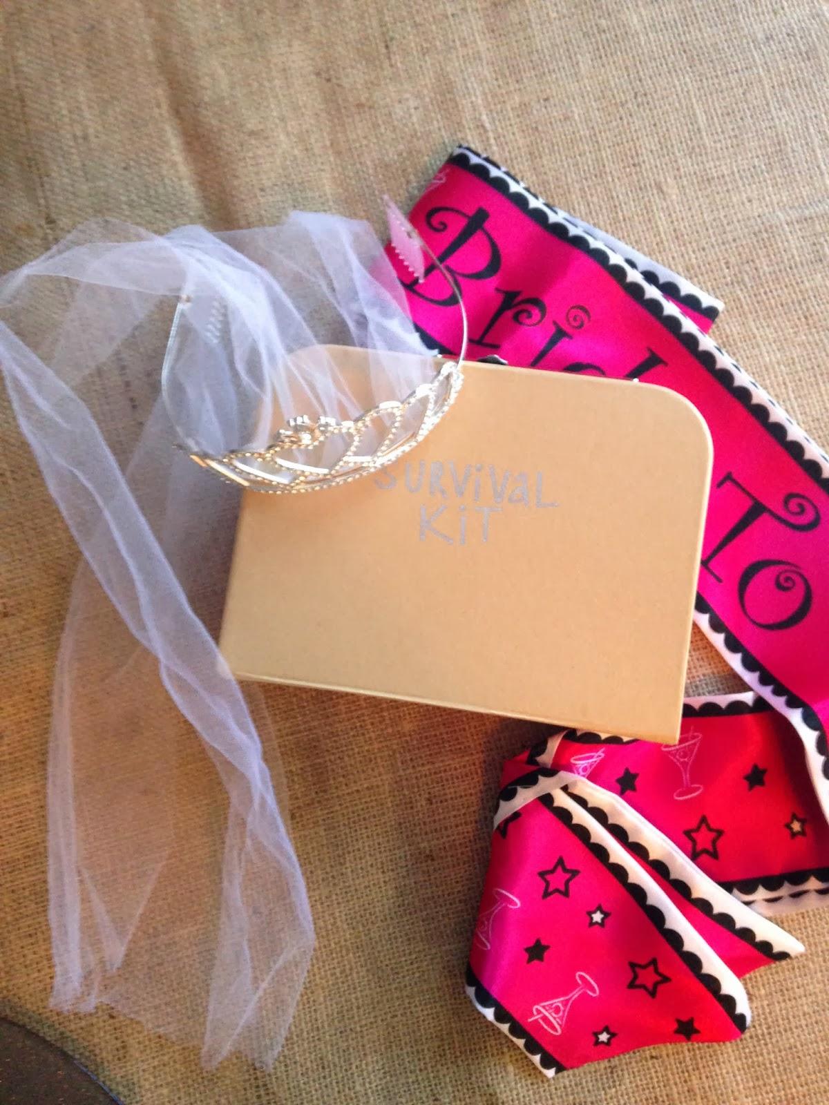 DIY Bachelorette Party Survival Pack