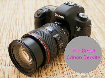 Buying a big girl camera…