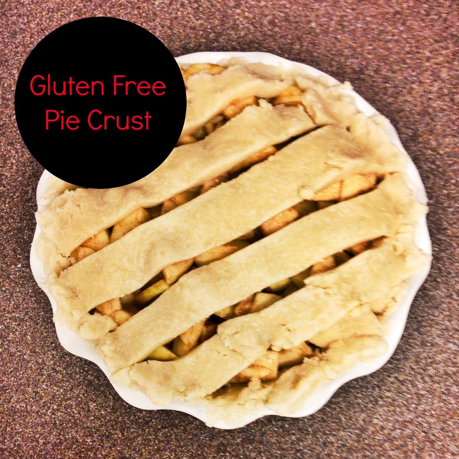 Gluten Free Pie Crust In Your Vitamix!