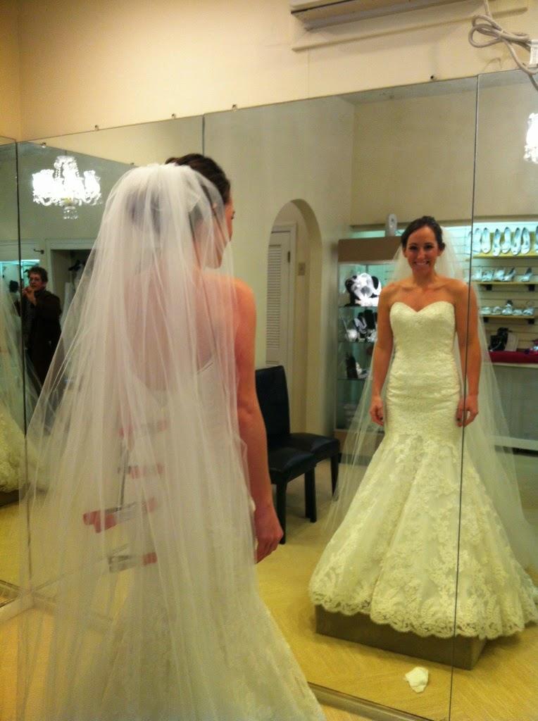 wedding day – the dress