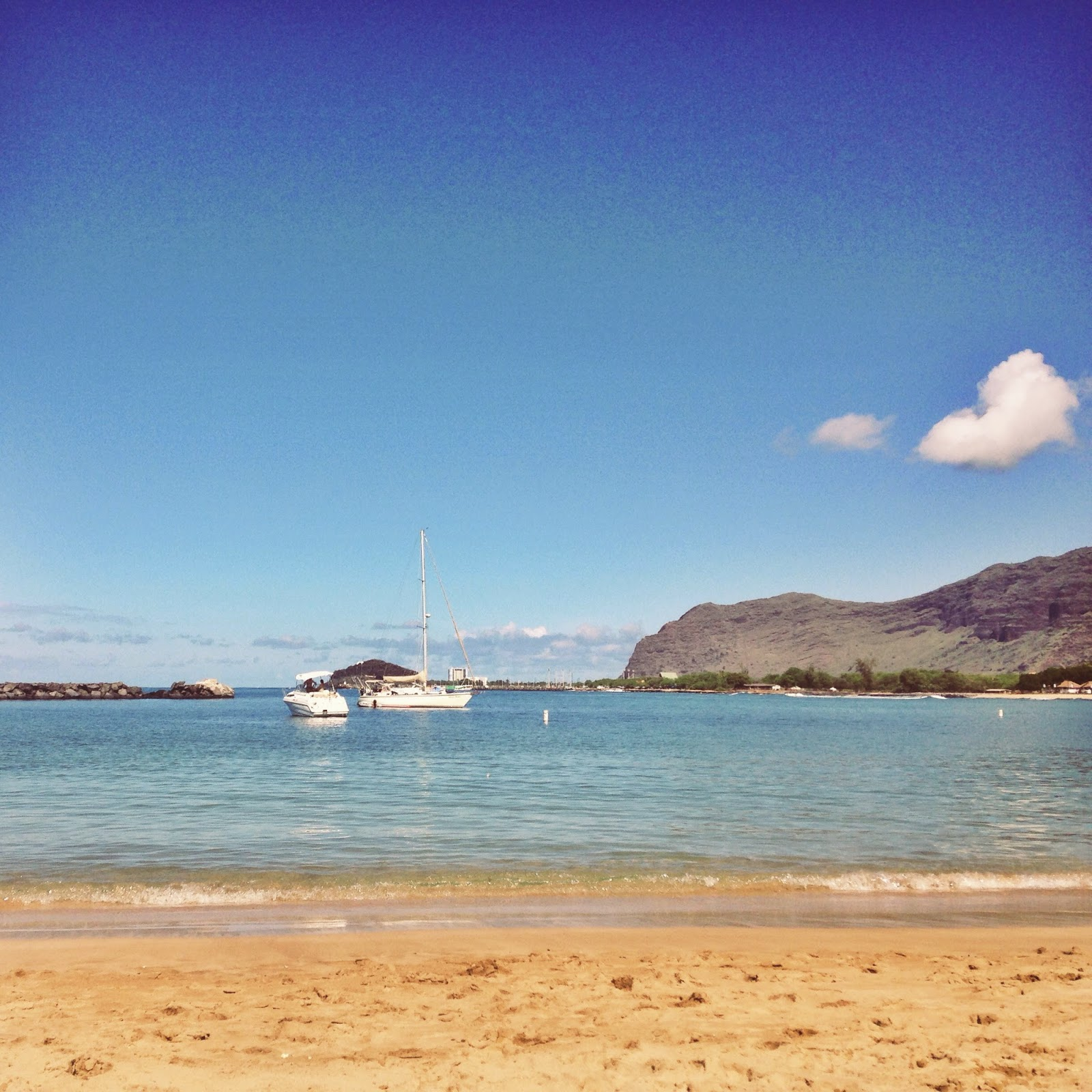 some real talk about life in aloha land