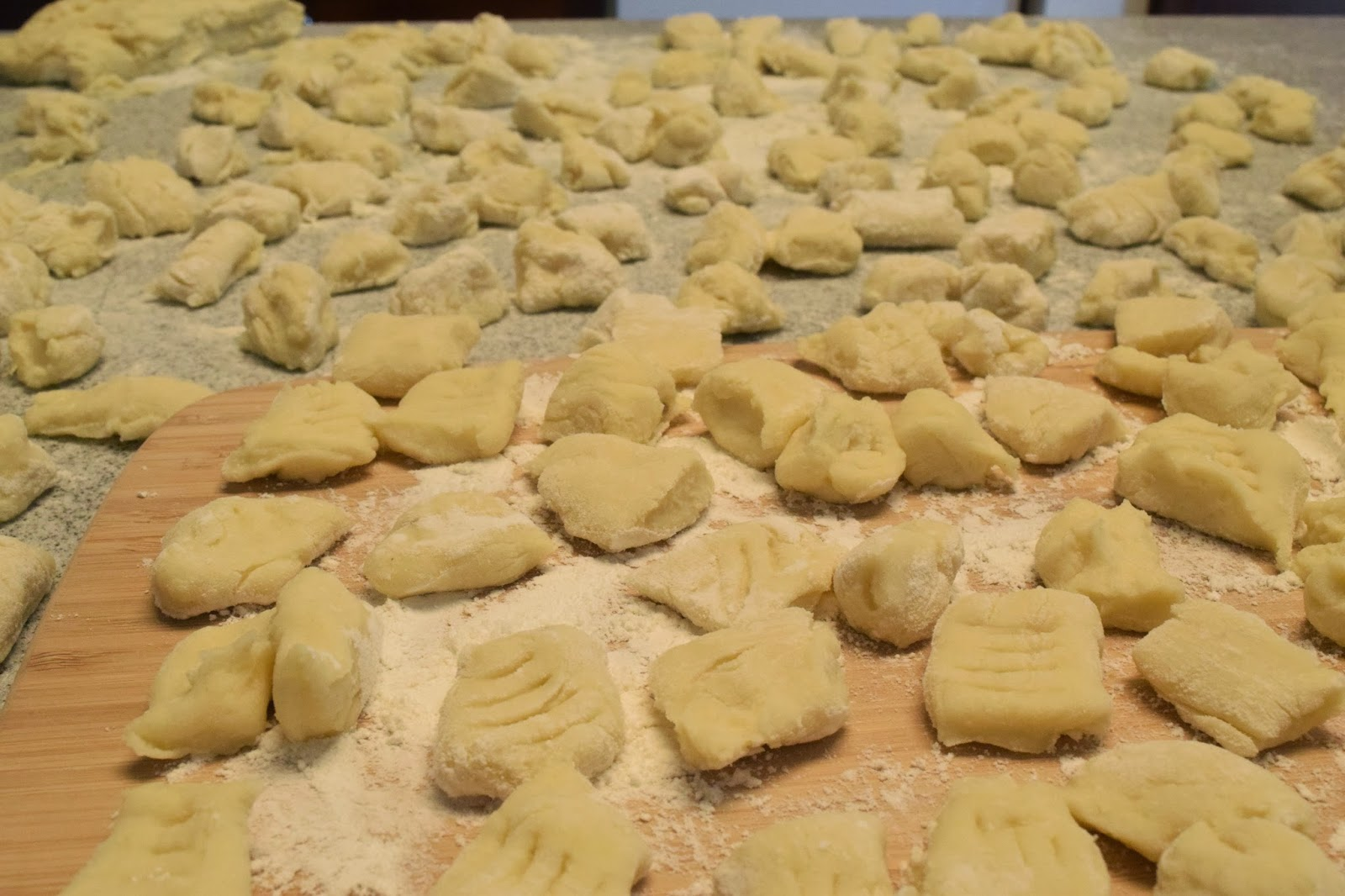 Best Ever Homemade Gnocchi - Everything you need to make delicious homemade gnocchi right in your own kitchen! | Homemade gnocchi recipe - How to make gnocchi from scratch - handmade gnocchi - homemade potato gnocchi - how to make homemade gnocchi