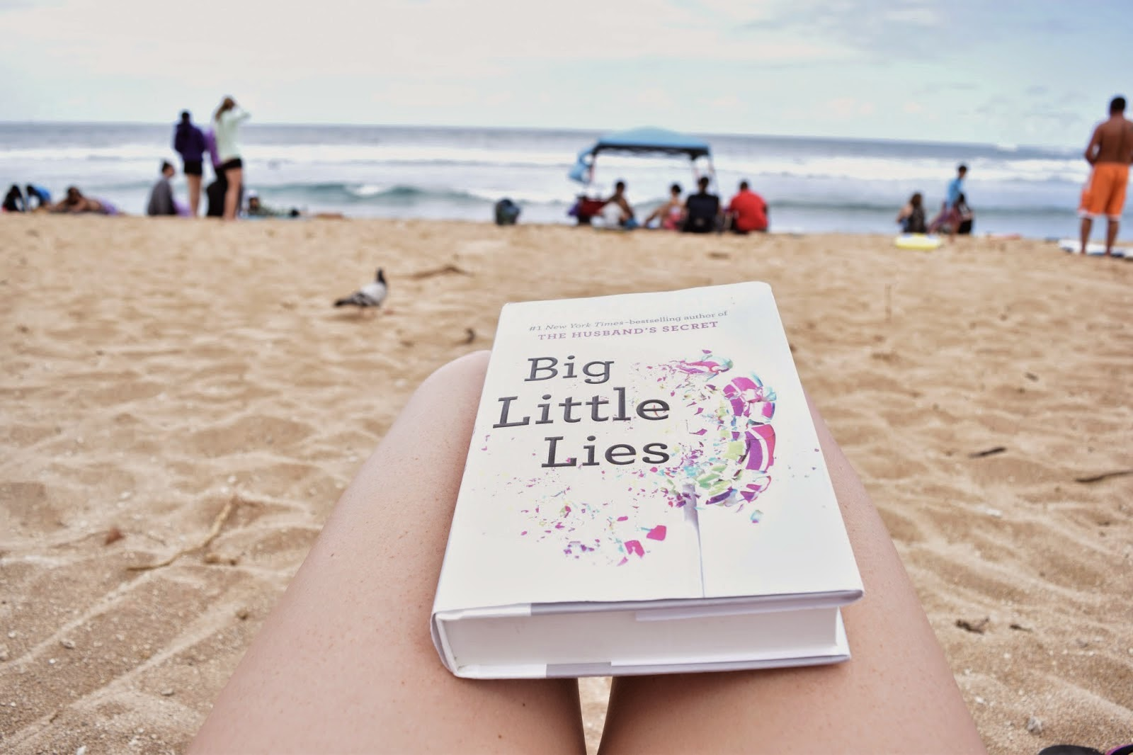Book Review: Big Little Lies By Liane Moriarty - Big Little Lies Review - Big Little Lies Book - Commmunikait by Kait Hanson