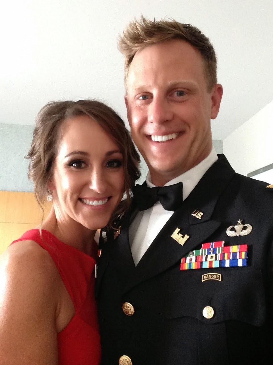 Proud Military Spouse