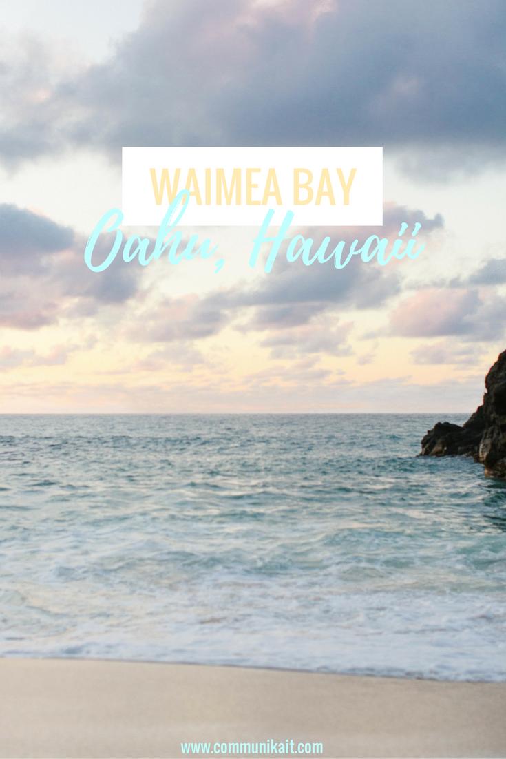 WAIMEA BAY, OAHU HAWAII