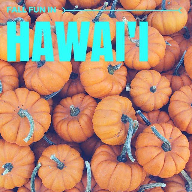 Fall Activities in Hawaii