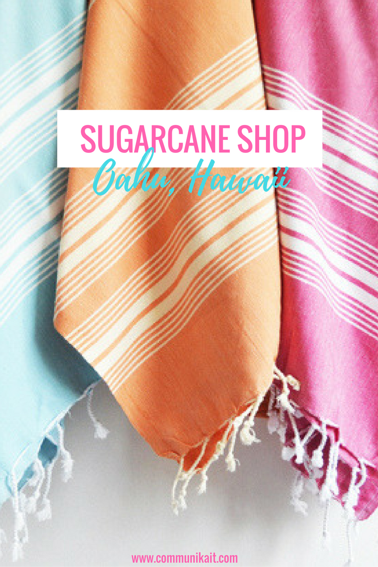Sugarcane Shop | Oahu, Hawaii