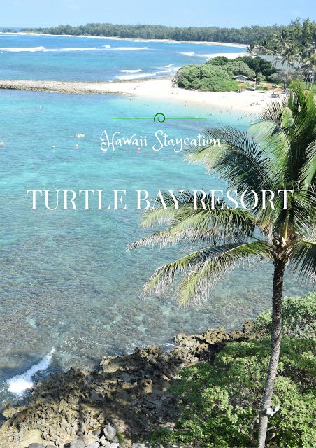 Our Stay At Turtle Bay Resort On Oahu