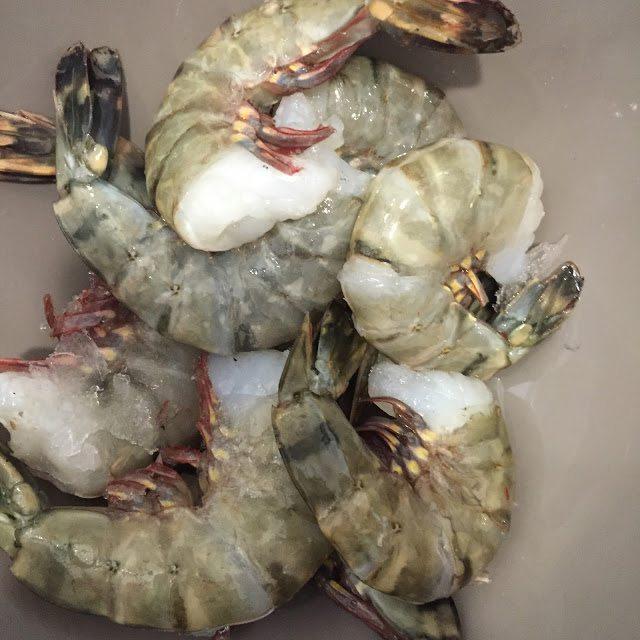 Italian Stuffed Shrimp