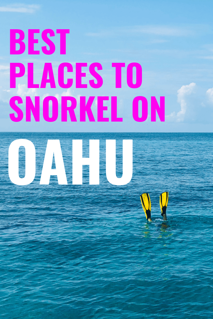 5 Best Places To Snorkel On Oahu