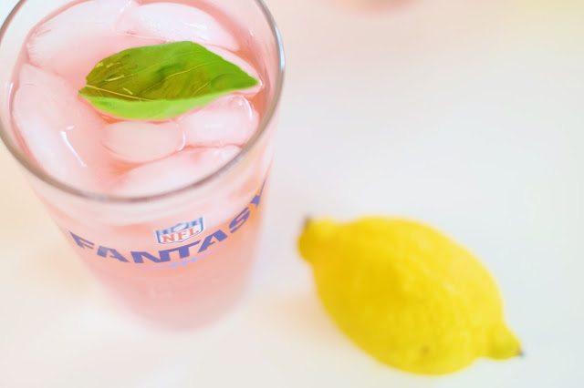 Easy Watermelon Basil Lemonade