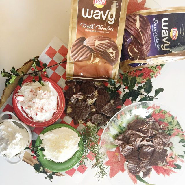 3 Delicious Dips For Holiday Entertaining - Holiday Party Dip - Cream Cheese Dip - Easy Cream Cheese Dessert Dip - Peppermint Dip - Peanut Butter Dip - White Chocolate Drip - Fruit Dip Recipe - Holiday Cream Cheese Party Dip - Appetizer Ideas For Party - Dessert Dips - #appetizer #creamcheese #holidaypartyrecipe
