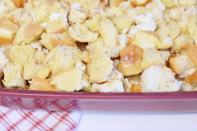 Dairy Free Creamy French Toast Casserole