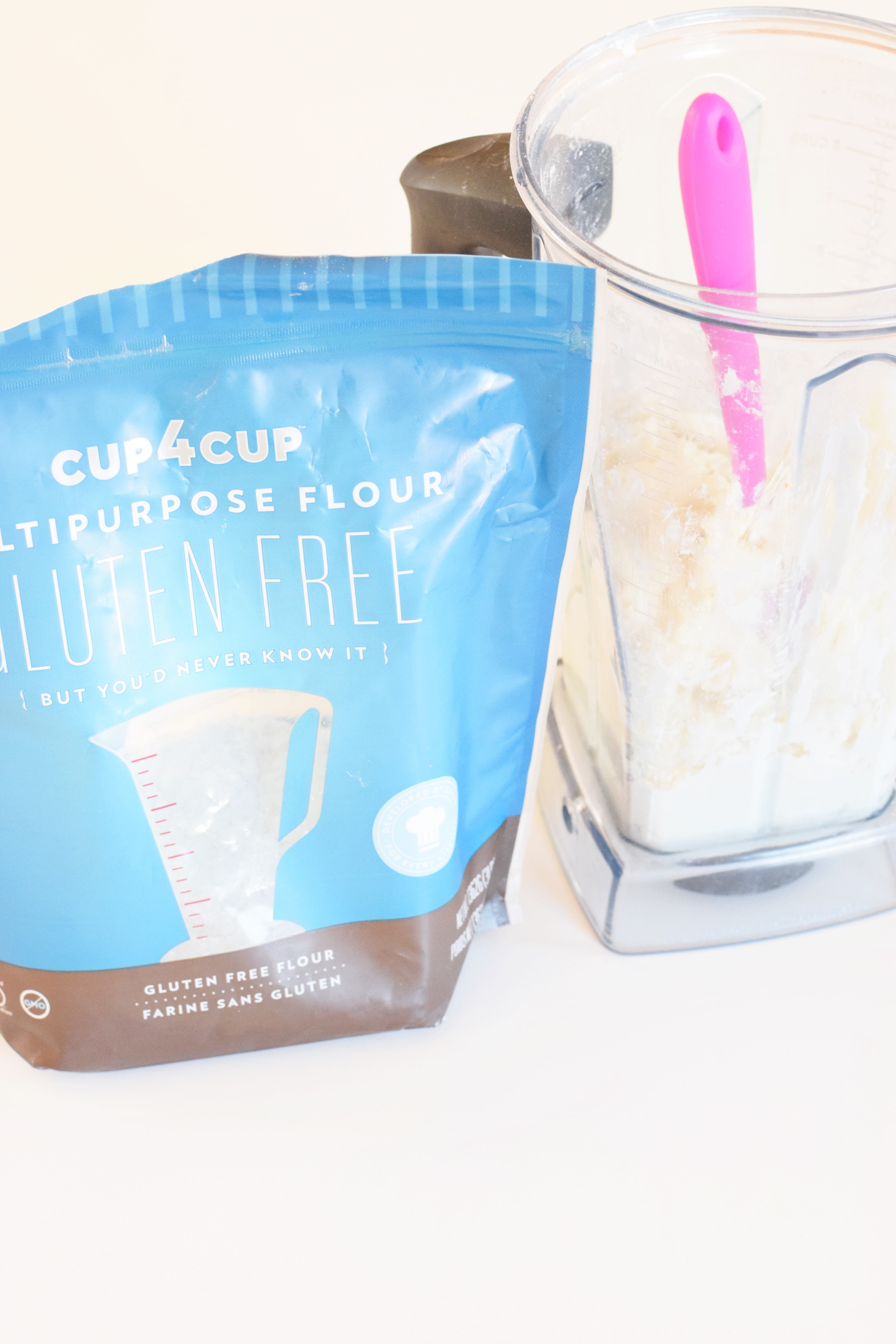 Vitamix and Cup4Cup Flour