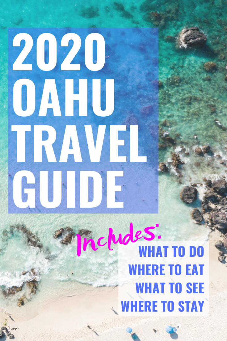 THE ULTIMATE ACTIVITY LIST FOR OAHU - What to see, where to eat and the best beaches to relax on! Plus - recommended lodging & historic sites. - #oahu #hawaii #travel