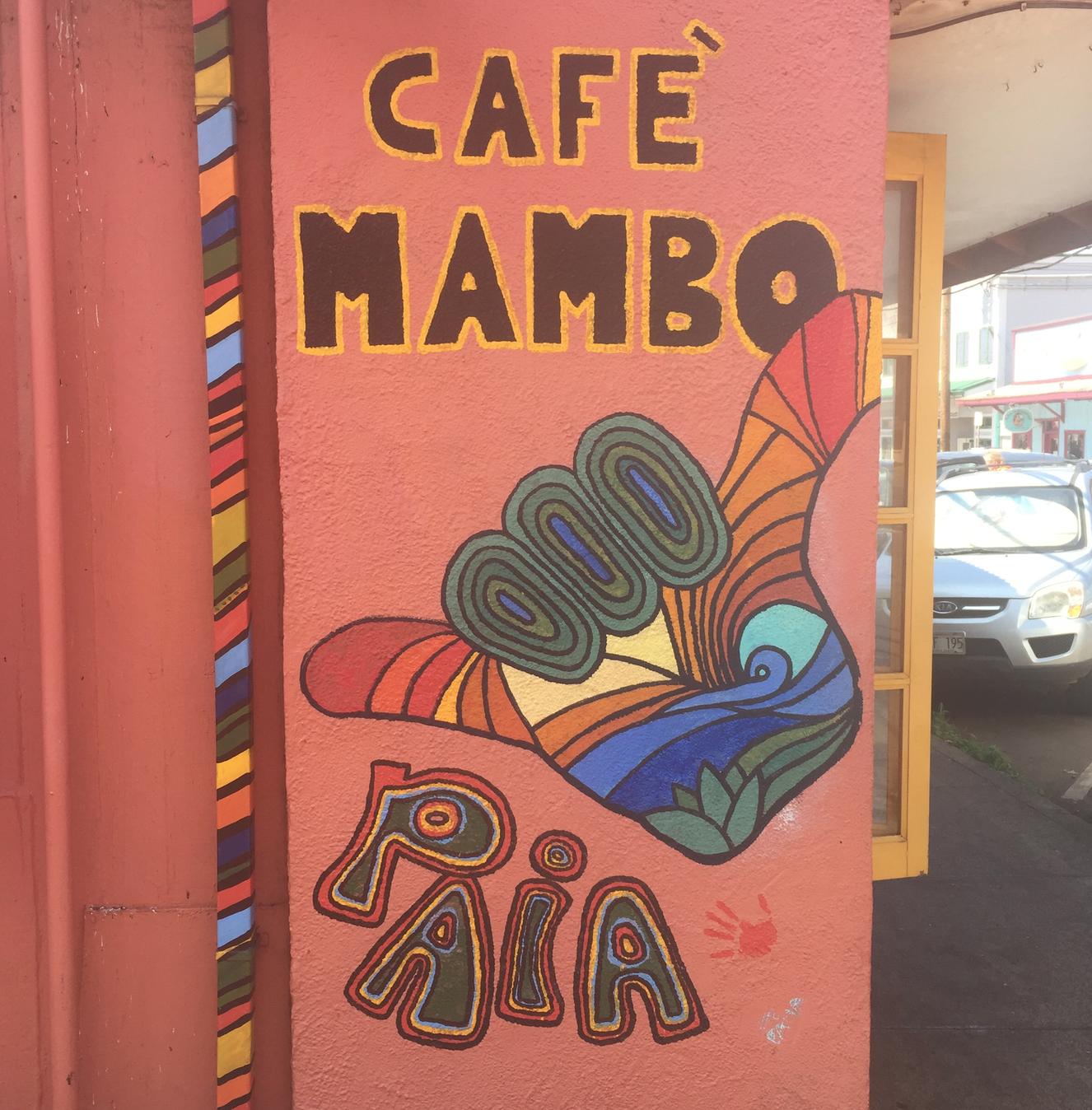 Cafe Mambo - Paia, Maui