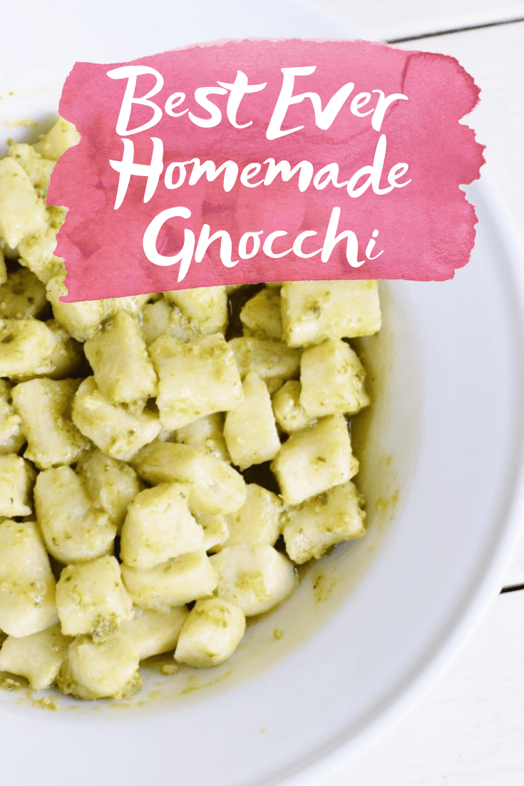 Best Ever Homemade Gnocchi