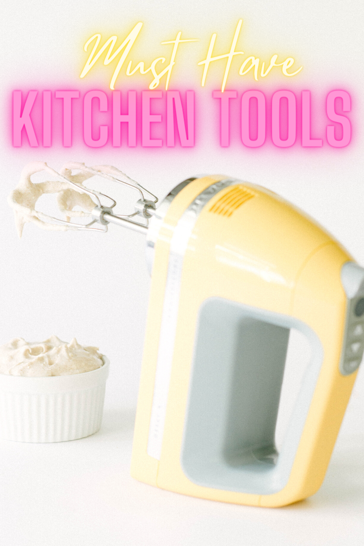 Kitchen Tools I Use Every Single Day