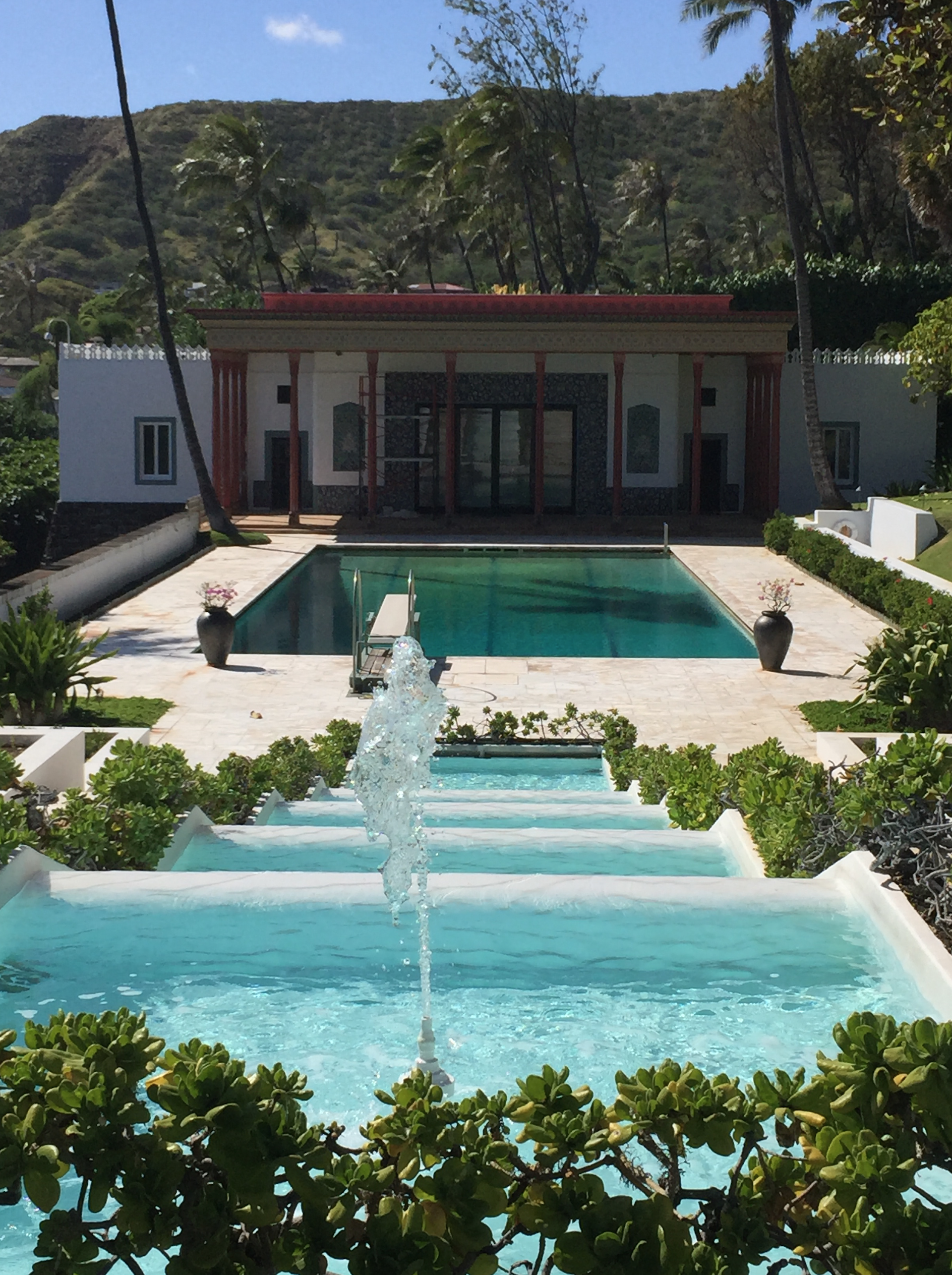 Doris Duke's Shangri La In Oahu, Hawaii - Shangri La Doris Duke - Honolulu Art Museum - Doris Duke Shangri La Tour - Oahu Hawaii - What to do on Oahu - #hawaii #oahu #honolulu