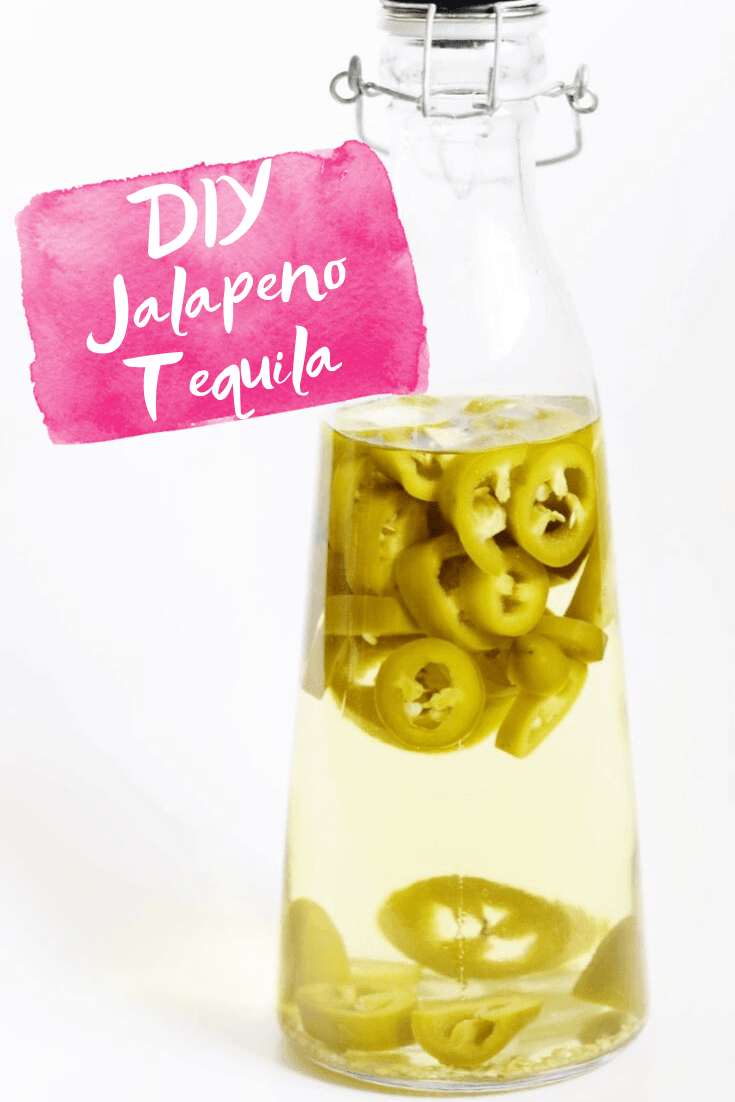 How To Make Jalapeño Tequila