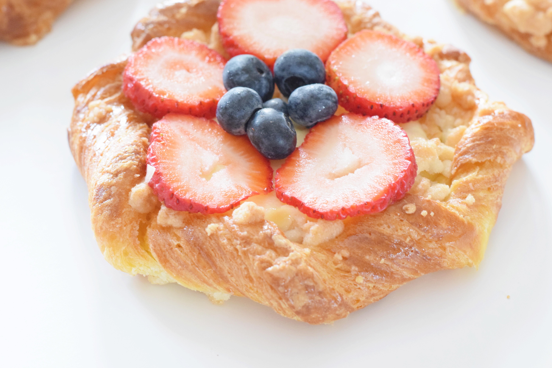 Dairy Free Fruit Tarts - Happy Hour Dessert - CommuniKait