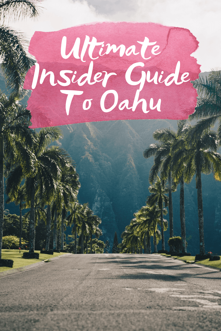 An Insider's Guide To Oahu - Communikait - Oahu Itinerary - Hawaii Travel Blog - What To Do On Oahu - Live Like A Local Hawaii - Oahu Activities - Non-Touristy Oahu Activities - Chinatown Oahu - Pearl Harbor