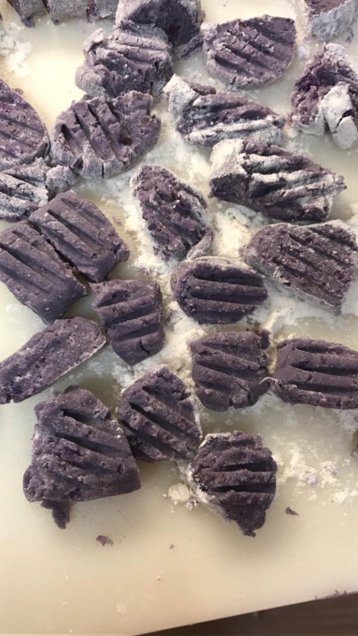 Purple Gnocchi - 5 On Friday - Communikait by Kait Hanson
