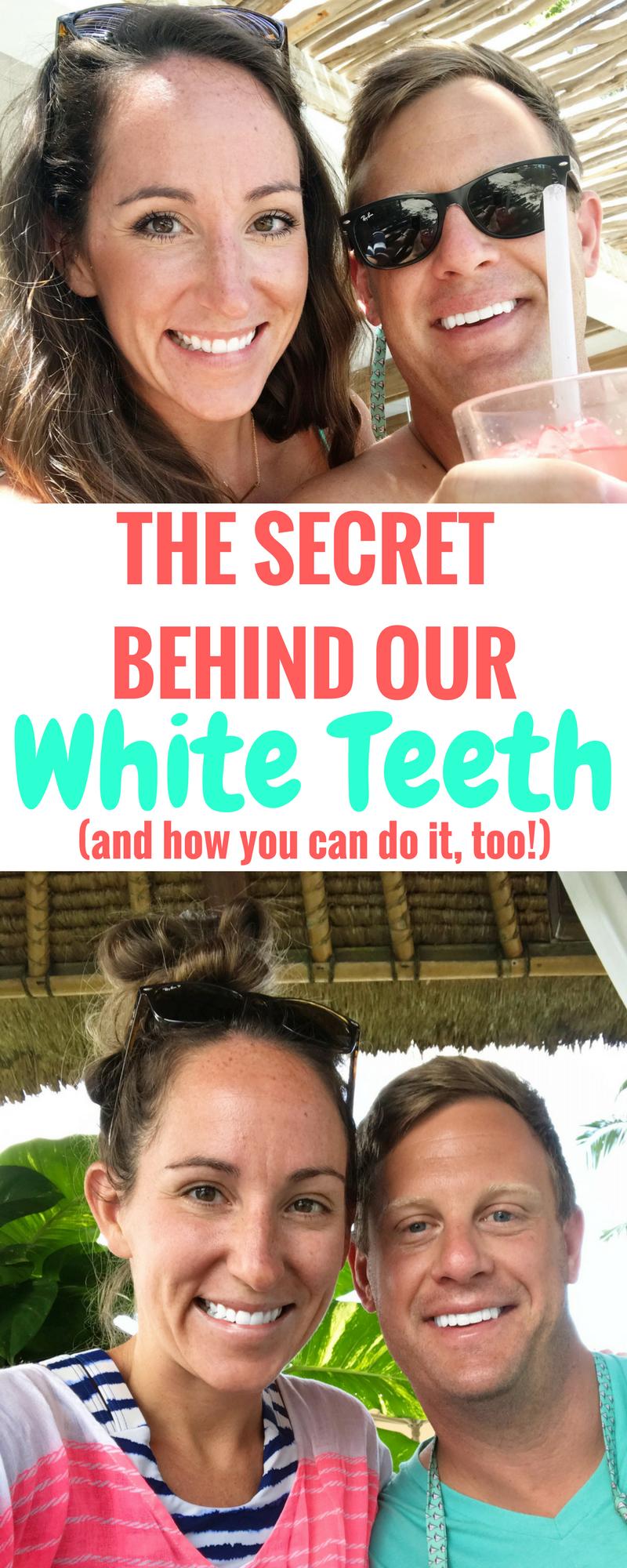 How I Whiten My Teeth - Beauty Hack - Communikait - Whiten Teeth At Home  - DIY Teeth Whitening - Cheap Teeth Whitening - Easy Beauty Hack