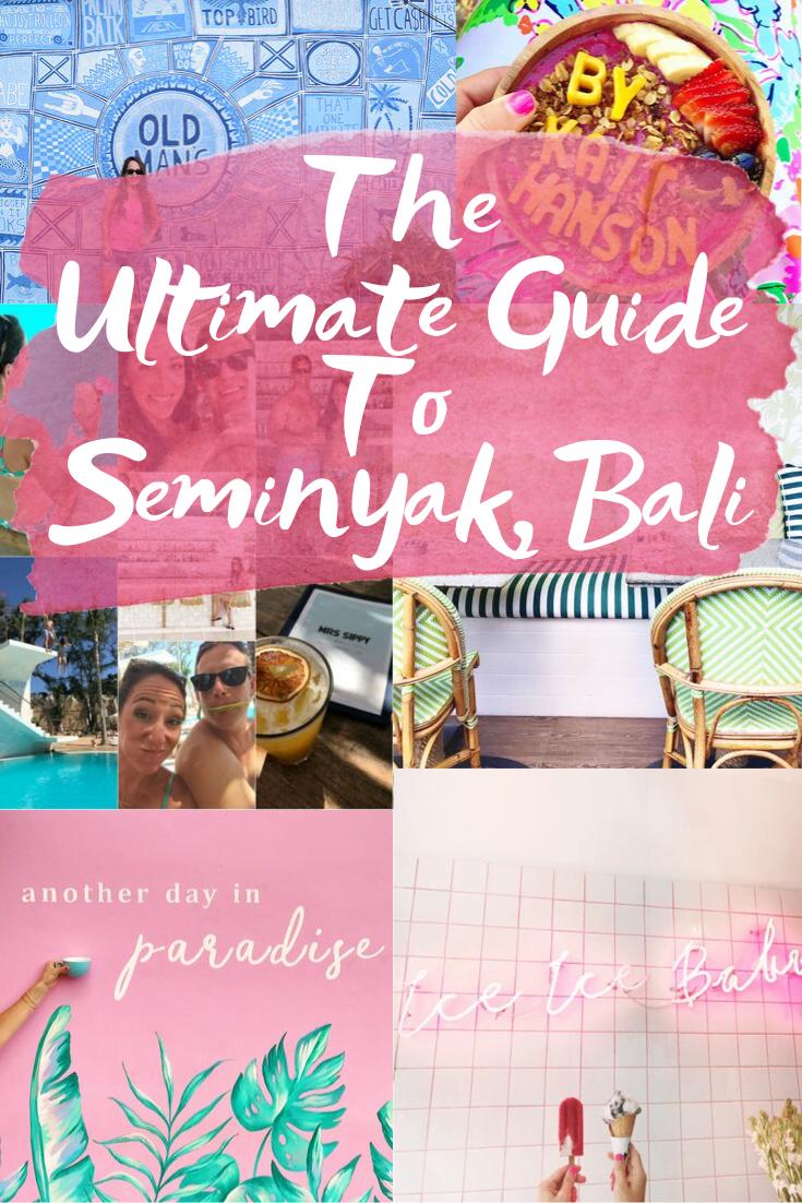10 Things You Can't Miss In Seminyak - Seminyak - Bali, Indonesia - Our Bali Trip - Communikait
