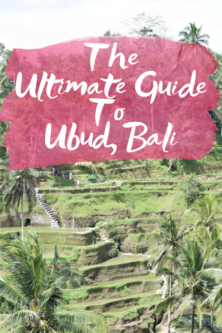 The Ultimate Guide To Ubud Bali