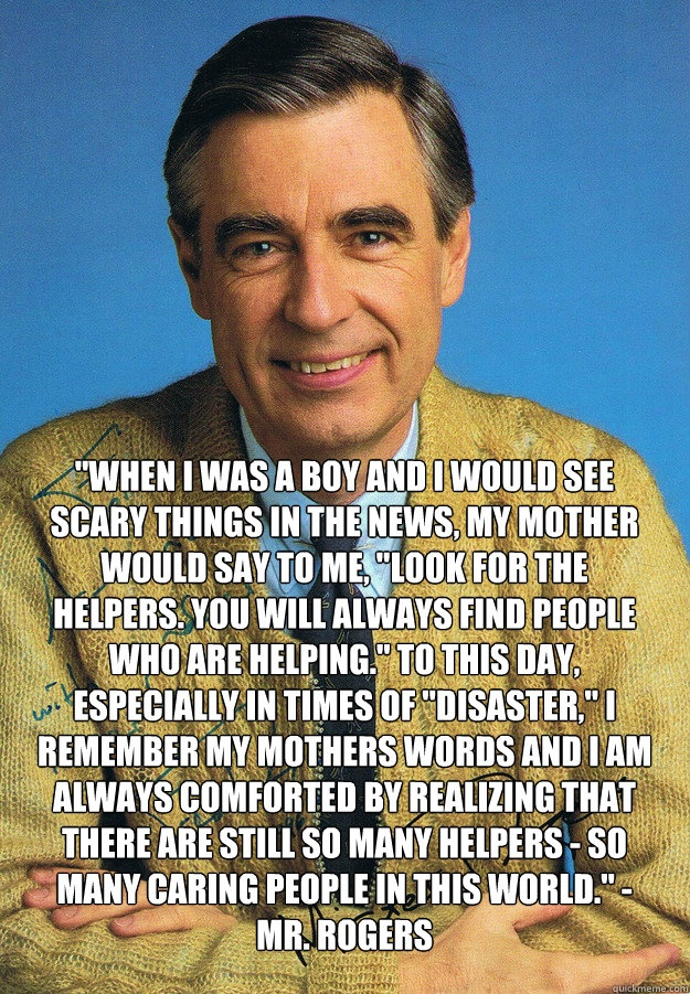 Mister Rogers - Look For The Helpers