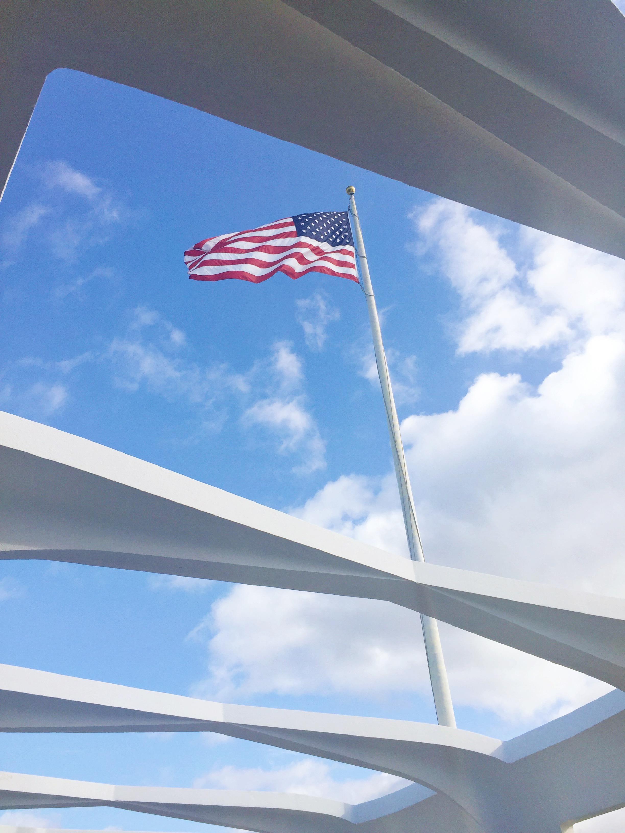 Pearl Harbor Memorial - USS Arizona - The Ultimate Hawaii Guide For Military Families - Hawaii Guide - Hawaii Must Do - Hawaii Itinerary - Oahu Itinerary - Maui - Kauai - Big Island Hawaii - Communikait by Kait Hanson