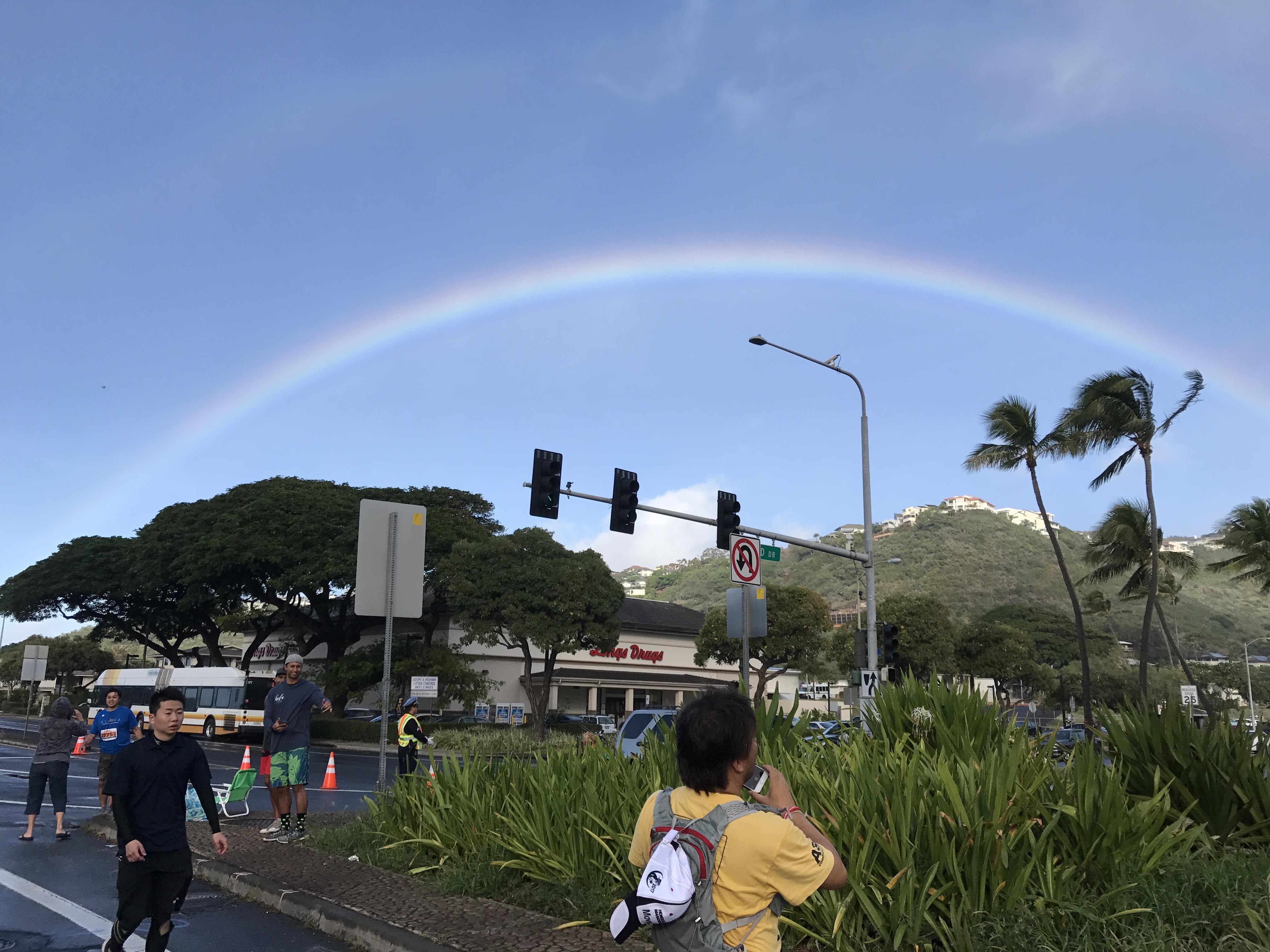 Holy Shit - I Ran A Marathon - 2017 Honolulu Marathon - Marathon Tips - Marathon Race - Communikait by Kait Hanson